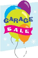 HERITAGE SOCIETY TO HOLD GARAGE SALE