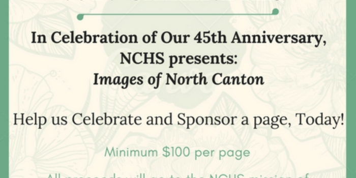 Sponsor a page in our 2017 Calendar