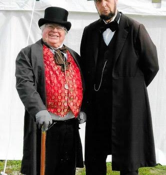 Visiting Historian Program Presents: The Lincoln-Douglas Debates
