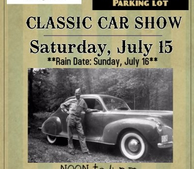 NCHS First CLASSIC CAR SHOW