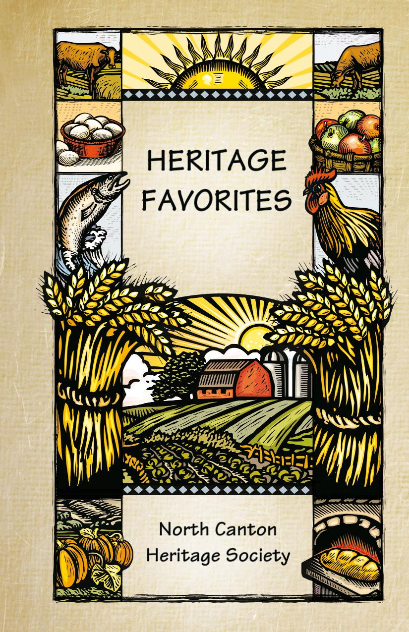 Heritage Favorites Cookbook