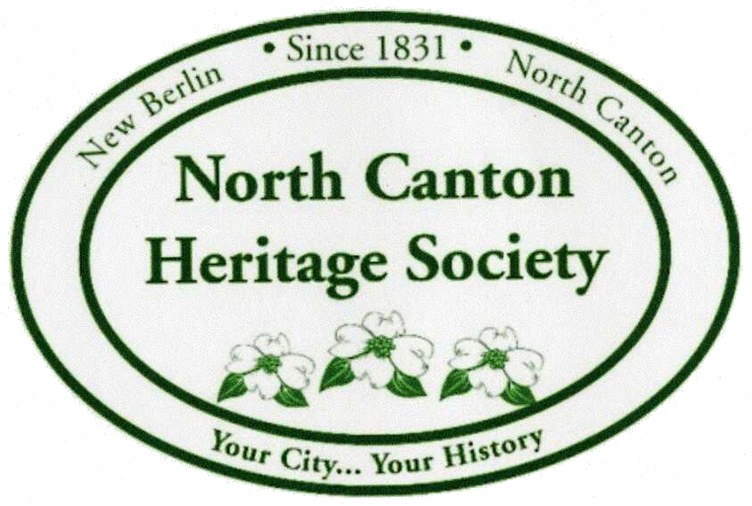 Logo for North Canton Heritage Society